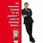 UN NOUVEAU PETIT FORMAT POUR LE KETCHUP HEINZ