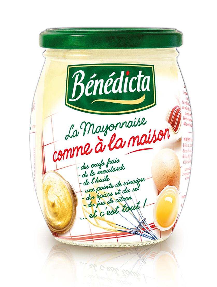 Mayonnaise comme la maison de b n dicta concertation for A la garderie comme a la maison