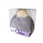 My Twisty Box laine taupe Cliquez sur le visuel pour le télécharger