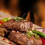 Viande rôtie marinée Cliquez sur le visuel pour le télécharger