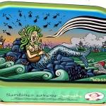 Sardines huile olive et wasabi. Illustration PIC. Cliquez sur le visuel pour le télécharger