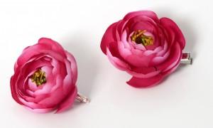 LOT 2 PINCES CROCO fleur PVC 9.90€ Cliquez sur la vignette pour télécharger le visuel