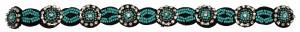 bandeau perles turquoise PVC 14.90€ Cliquez sur la vignette pour télécharger le visuel