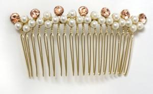 peigne bijou PVC 14.90€ Cliquez sur la vignette pour télécharger le visuel
