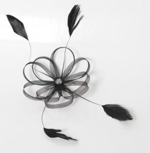 pince croco fleur à plumes PVC 14.90€ Cliquez sur la vignette pour télécharger le visuel