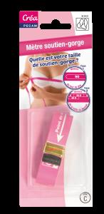 Mètre lingerie CREA PECAM Cliquez sur la vignette pour télécharger le visuel