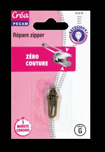 Repare Zipper CREA PECAM Cliquez sur la vignette pour télécharger le visuel