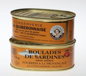 Roulades de sardines. Cliquez sur le visuel pour le télécharger.