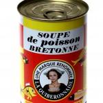 Soupe de poissons 425 ml La Quiberonnaise. Cliquez sur le visuel pour le télécharger.