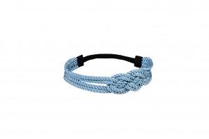 bandeau noeud bleu