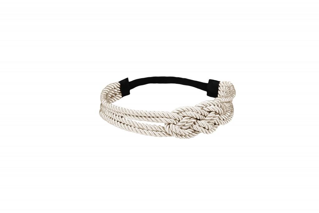 Bandeau nœuds écru  BO Paris 4.90€ Cliquez sur le visuel pour le télécharger