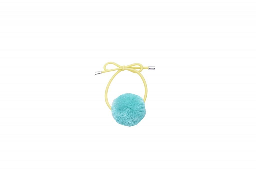 Elastique pompon bleu BO Paris 3€ Cliquez sur le visuel pour le télécharger