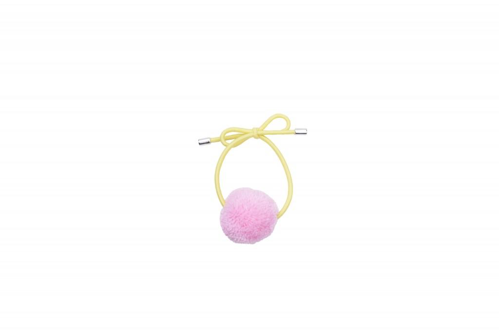 Elastique pompon rose BO Paris 3€ Cliquez sur le visuel pour le télécharger
