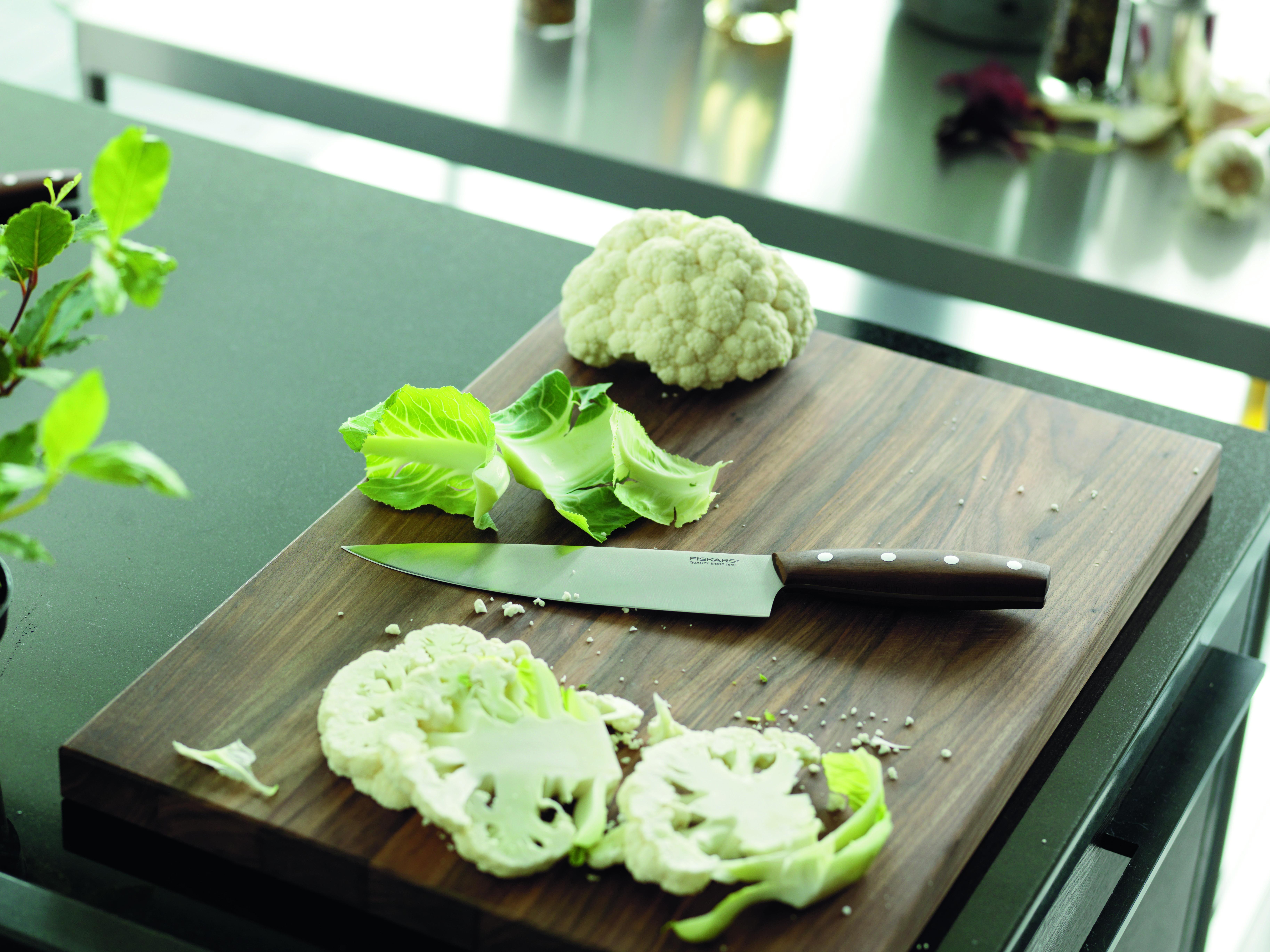 Fiskars implante une gamme d ustensiles de cuisine au bhv - Bhv ustensiles cuisine ...