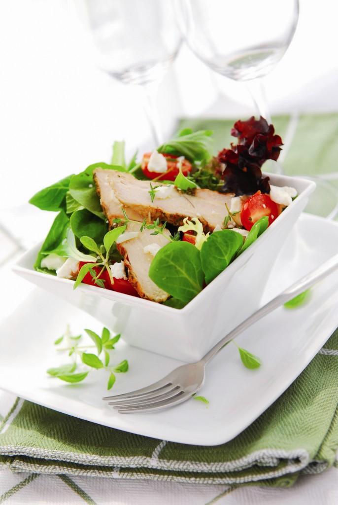 Salade Poulet Cliquez sur le visuel pour le télécharger
