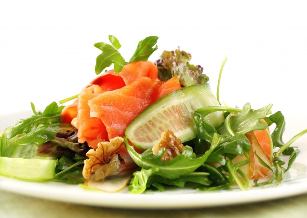 Salade saumon Cliquez sur le visuel pour le télécharger