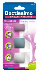 Rouleaux Polissoir Roll and Soft Cliquez sur le visuel pour le télécharger