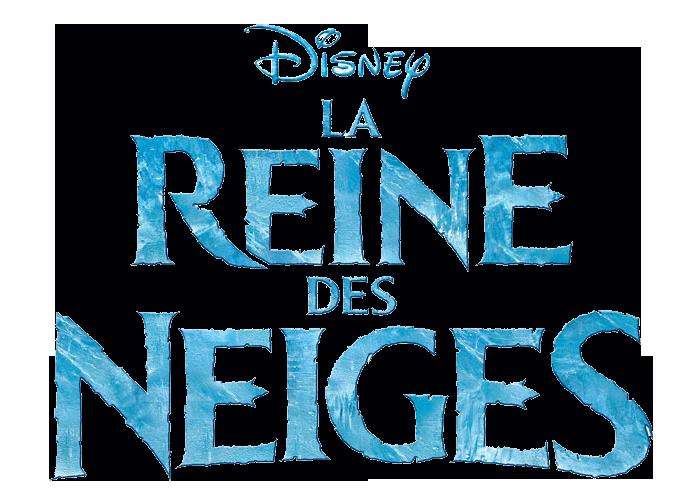 Logo La Reine des Neiges Cliquez sur le visuel pour le télécharger