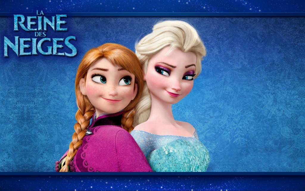 Elsa et Anna Reine des Neiges Cliquez sur le visuel pour le télécharger
