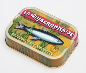 Sardines huile olive et algues, recette Chef  Restaurant Prunier. Cliquez sur le visuel pour le télécharger