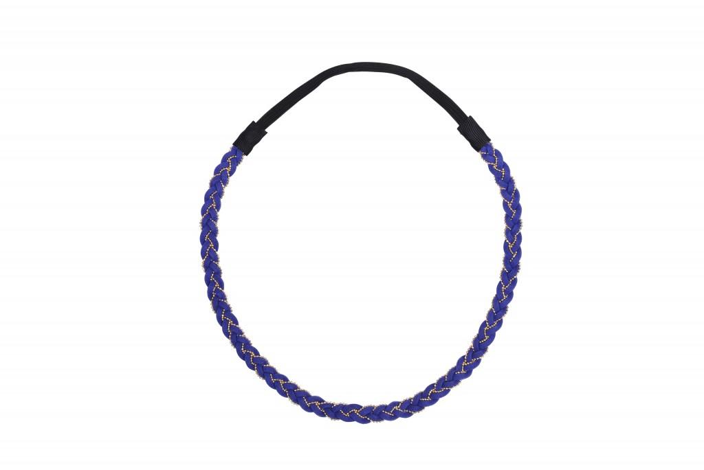 Echantillon disponible Headband tresse bleu 4 € Cliquez sur le visuel pour le télécharger