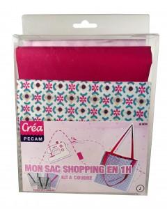 Sac shopping avec packaging Cliquez sur le visuel pour le télécharger
