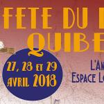 Bannière Fête du Livre Quiberon 2018 Cliquez sur le visuel pour le télécharger