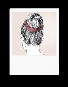 Chouchou mode porté - Cliquez sur le visuel pour le télécharger