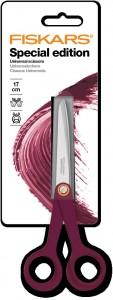 Ciseaux Inspiration Fiskars 17 cm violet merlot  Cliquez sur le visuel pour le télécharger